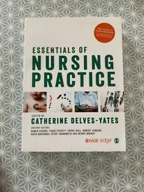 Essentials of Nursing Practise