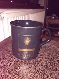 The English riveria mug