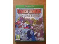 Transformers Devistation Xbox one game