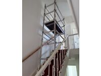 Boss Alloy Scaffolding Stair Tower