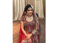 Bridal lengha's lenga lengah for hire Indian & Pakistani