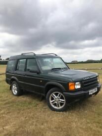 Land Rover discovery es td5