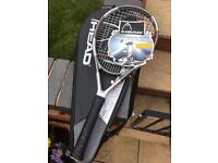 Top quality head tennis racket (new) £75