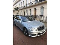 Mercedes benz s63 L AMG 2011 fully loaded