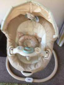 Graco baby swinger