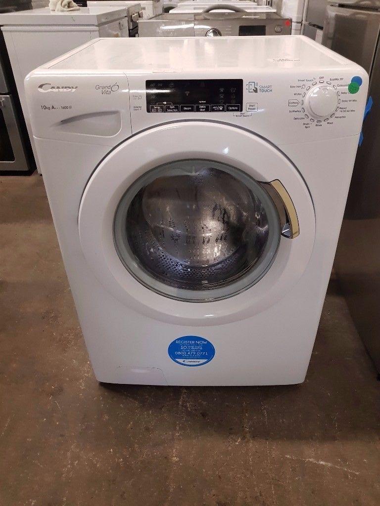 Candy Washing Machine *Ex-Display* (10kg) (6 Month Warranty)