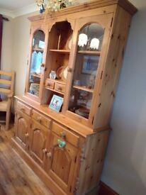 Large Victorian style dresser