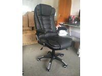 Cherry Tree Furniture Executive Recline Chair