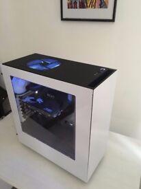 eSport Gaming PC - i5-7600K @5GHz, 12GB RAM @3200MHz, MSI GTX 1050ti 4GB OC, for CSGO / Fortnite