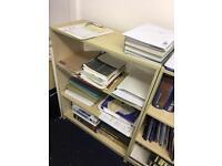 Office book shelves