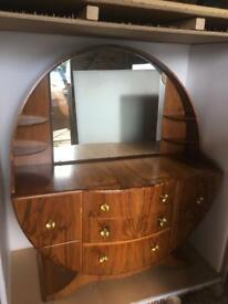 Art Deco Vanity Dressing Table 1920's