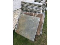 Natural Stone Paving, ideal for installing a new patio - various sizes