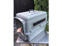 Sky kennel ultra dog/cat airport approved cage