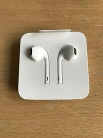 Genuine iPhone Earphones NEVER USED
