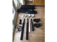 Elinchrom D-Lite RX 2/4 Umbrella Studio Lighting Set