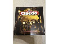 Cluedo Super Challenge / Passport to murder - Rare board game - 100% complete / Excellent condition