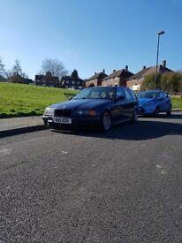BMW 318i touring conv(m52b25) 323 drift e36