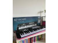 Sheffield Beginner's Keyboard