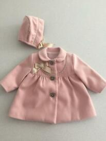 Beautiful Yoedu (Spanish) coat - 6 months