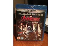 Avengers Age of Ultron 3D
