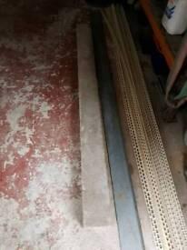 Concrete lint 1.8m