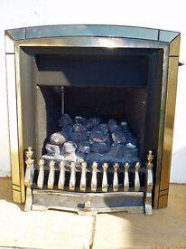 GAS FIRE FOR SALE £40 IN VERY GOOD CONDITION, £40 QUICK SALE