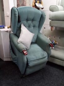 Mobility riser recliner electric chair
