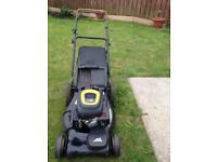 McCullouch petrol lawnmower