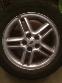 Discovery 2 Set of 4 alloy wheels