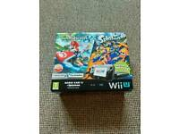 Wii U 32gb premium with games boxed vgc