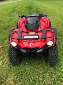 Can am outlander 2015 450