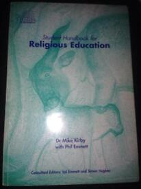 Student handbook for religious education