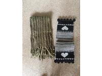 Wool Accessorize scarves
