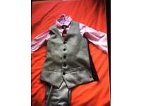 4 piece suit age 8-9