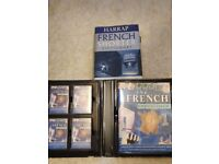 French Dictionary and Casette set
