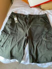 Men's Firetrap Shorts 4XL/XXXXL