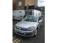 2006 Vauxhall Astra 1.4, 5 doors hatchback with full service history