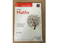 How to Pass Higher Maths Book
