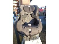 Britax Renaissance Reclining Forward facing Car Seat for children of weights 9kg to 18kg