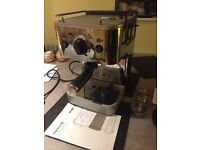 Dualit Stainless Steel DCM1 6 Cups Coffee Maker - hardly used