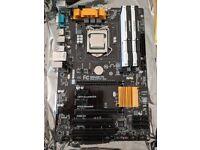 Intel Core i5-4690K 3.50-3.90 GHz Gigabyte Z97 GA-Z97P-D3 16GB ddr 3 ram