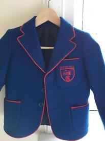 School Blazer for J1/2 (24'') Clifton Hall