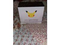 Pokemon 25th Anniversary Celebrations Elite Trainer Box ETB