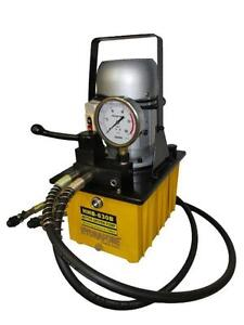 NEW AIR , ELECTRIC HYDRAULIC JACKS , CUTTER , PUMPS DOUBLE AND SINGLE ACTING LIFTING EQUIPMENT
