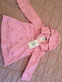 Brand new baby boutique jacket -age 12mths