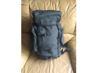 Mil-Com Airjet 35 rucksack in mint condition