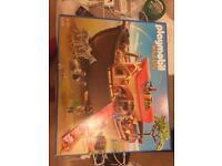 Play Mobil Noah's ark