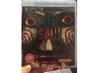 SAW Video Game (PS3) PlayStation 3 – NEW