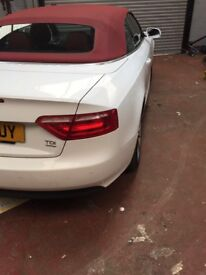 Mint condition a5 convertible 2010