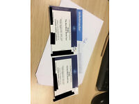 DRAKE - BOY MEETS WORLD TOUR - 20th MARCH 2017 - 2 x TICKETS STANDING